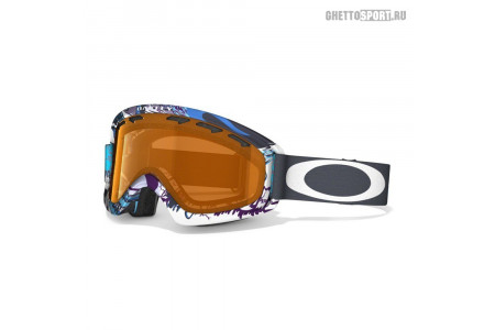 Маска Oakley 2014 02 Xs Mountain Monster Turquoise Persimmon