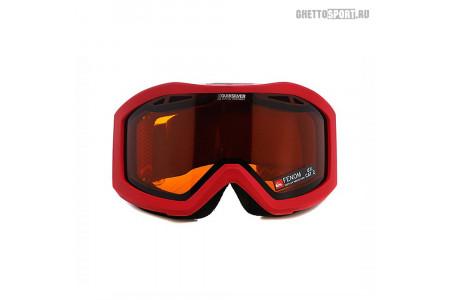 Маска Quicksilver 2014 Fenom Colozi SWHT Orange/Orange Chrome