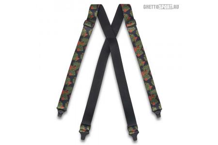 Подтяжки Dakine 2020 Hold'Em Suspenders Jungle Palm
