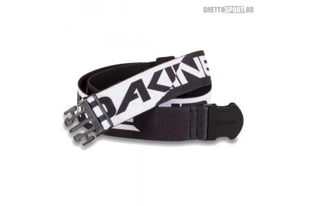 Ремень Dakine 2020 Reach Belt Black/White