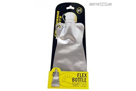 Бутылка для воды California Sports 2017 Flex Bottle Grey