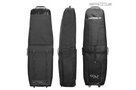 Чехол с колесами Nobile 2020 Golf Bag Black