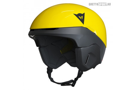 Шлем Dainese 2021 Nucleo Vibrant-Yellow/Stretch-Limo