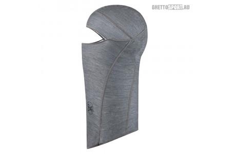 Балаклава Buff 2021 Thermonet Balaclava Solid Grey Htr