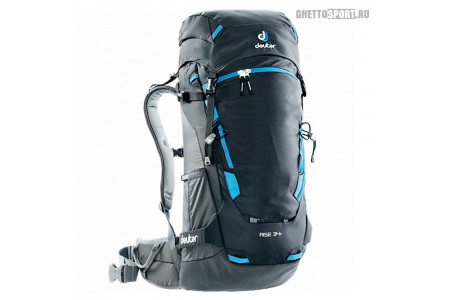 Рюкзак Deuter 2018 Rise Black/Graphite 34+ One size