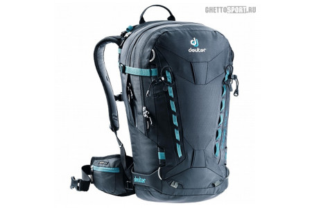 Рюкзак Deuter 2020 Freerider Pro Black 30 One size