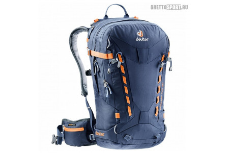 Рюкзак Deuter 2020 Freerider Pro Navy 30 One size