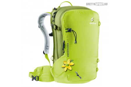 Рюкзак Deuter 2021 Freerider Citrus/Moss 28