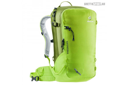 Рюкзак Deuter 2021 Freerider Citrus/Moss 30