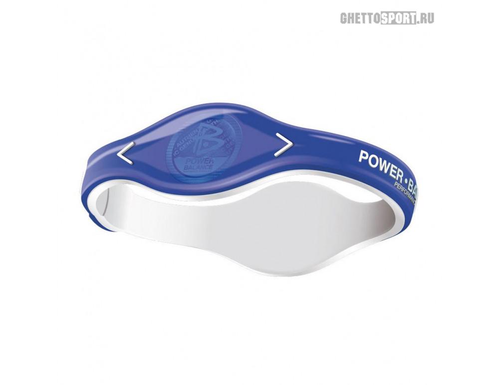 Браслет Power Balance 2015 Balance Blue/White