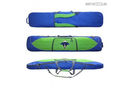Чехол для сноуборда Nix-Ter 2018 Stronger Blue/Green 150
