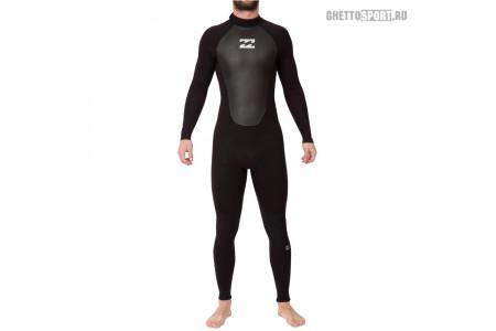 Гидрокостюм Billabong 2017 Intruder Bz Ls Full 5x4 Black