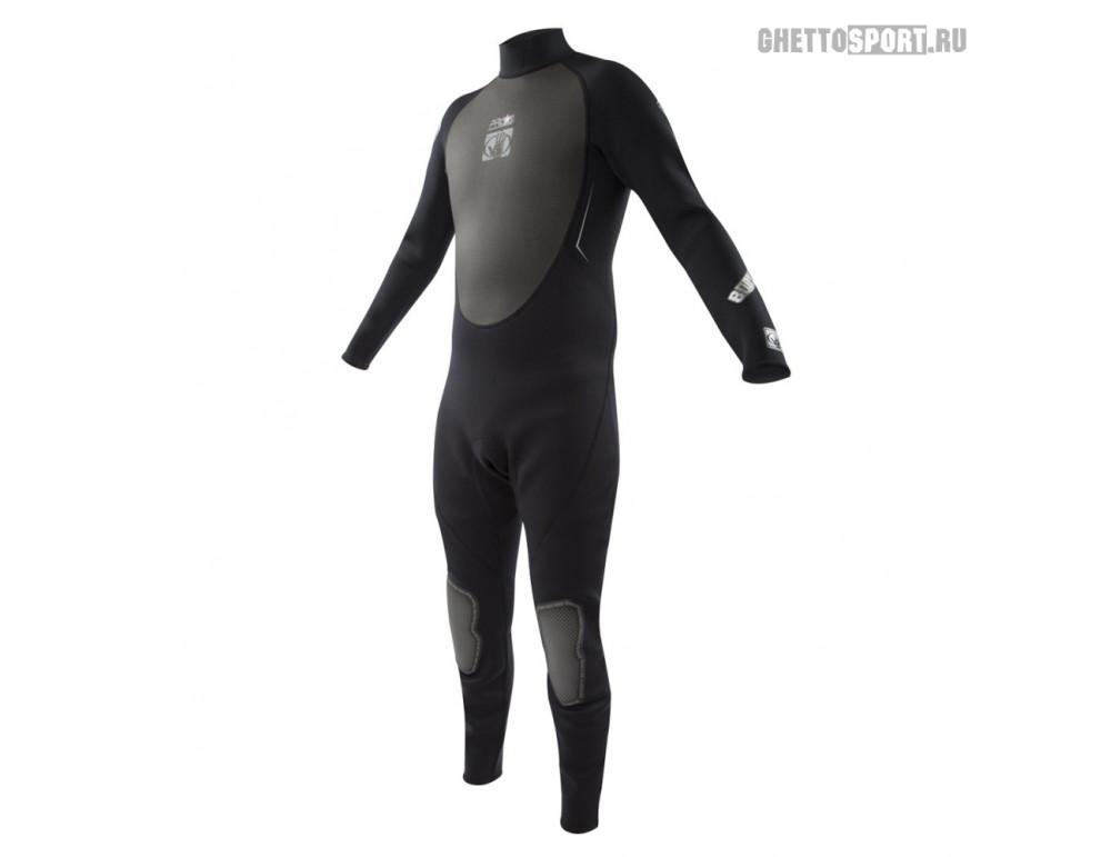 Гидрокостюм Body Glove 2015 Pro 3 Fullsuit 3x2 Black/Grey S