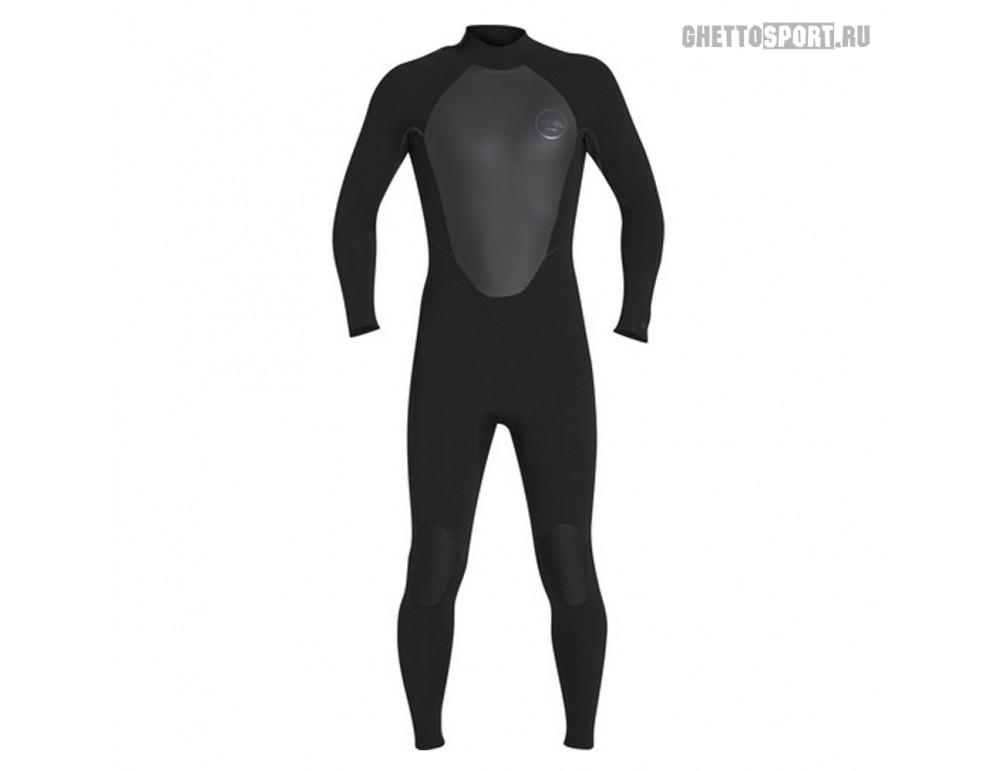 Гидрокостюм Xcel 2018 Gcs Fullsuit 3x2 Blr All Black L
