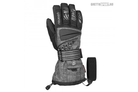 Перчатки Reusch 2020 Sweeber Ii R-Tex Xt Black/Grey