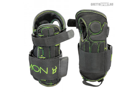 Защита запястья Demon 2019 Flex Wrist Guard Black DS6456