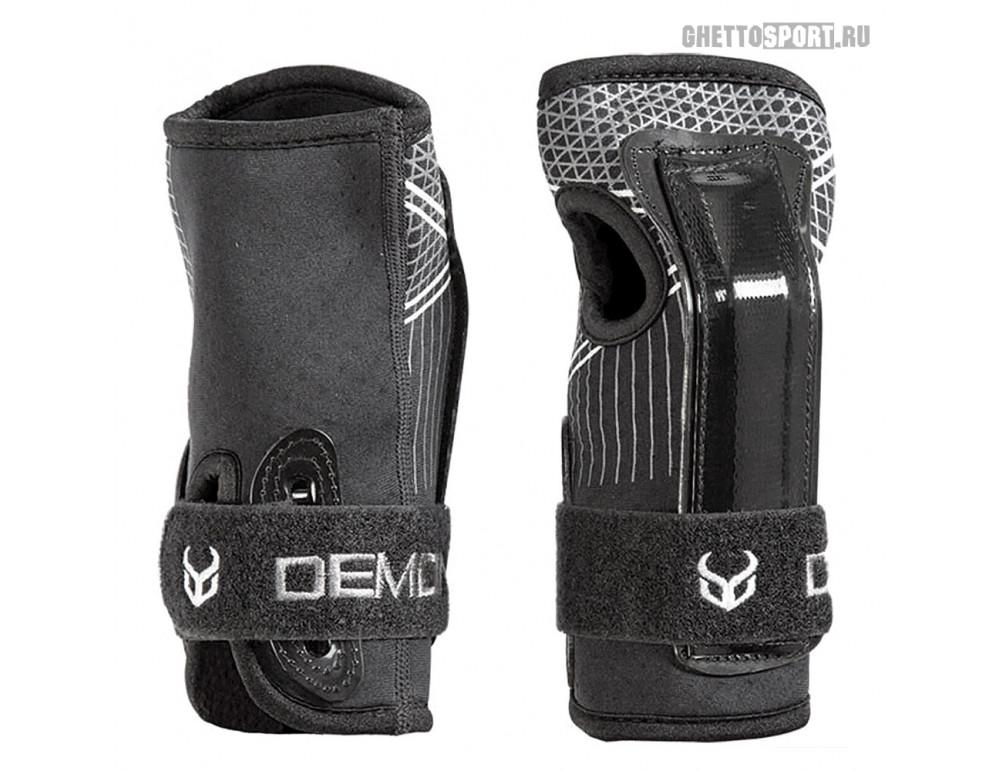 Защита запястья Demon 2019 Wrist Guard Unisex Black DS6450