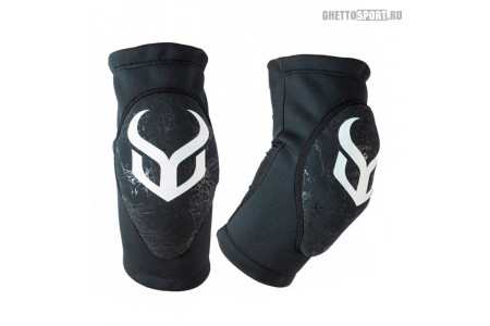 Защита колена Demon 2019 Knee Guard Soft Cap Pro Black DS5110a