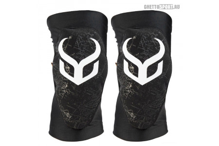 Защита колена Demon 2019 Knee Guard Soft Cap X D3O Black DS5514a