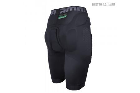 Защитные шорты Amplifi 2020 MKX Pant Black
