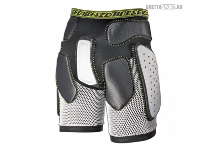 Защитные шорты Dainese 2019 Action Short Evo Black/White