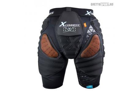 Защитные шорты Demon 2019 Flex-Force X Short D3O Wmn Black M DS1314b