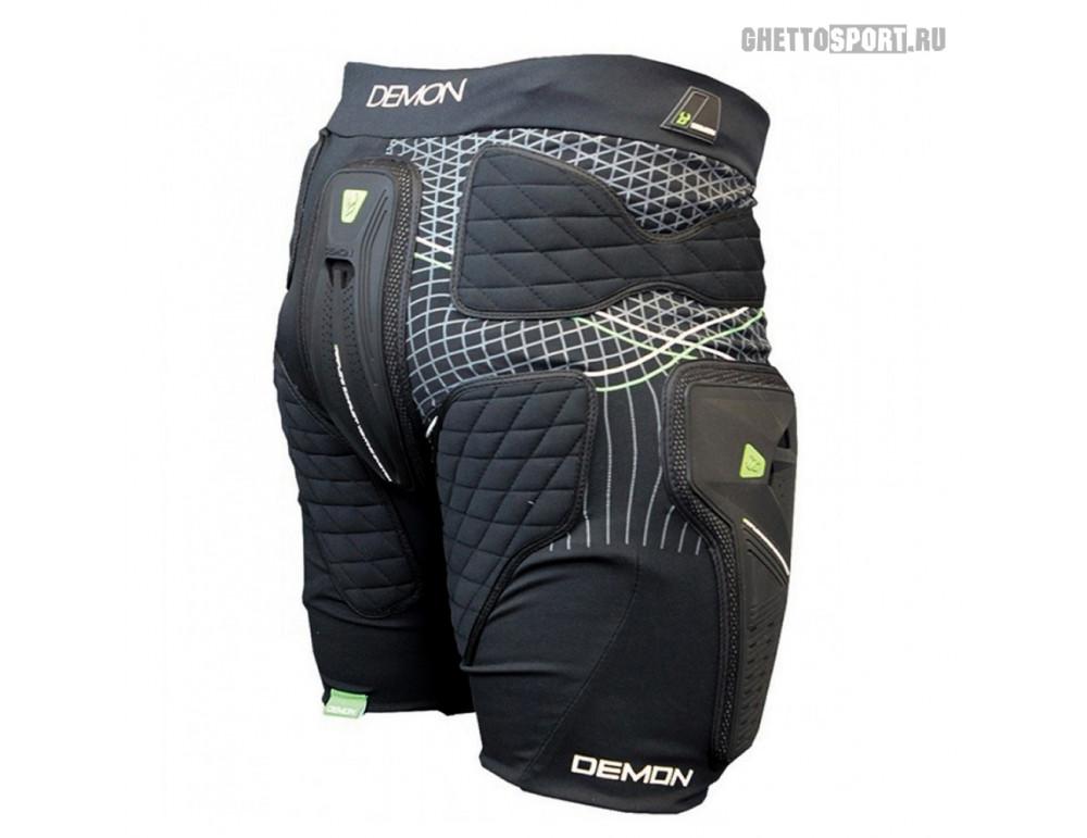 Защитные шорты Demon 2019 Shield Short Black S DS5155c