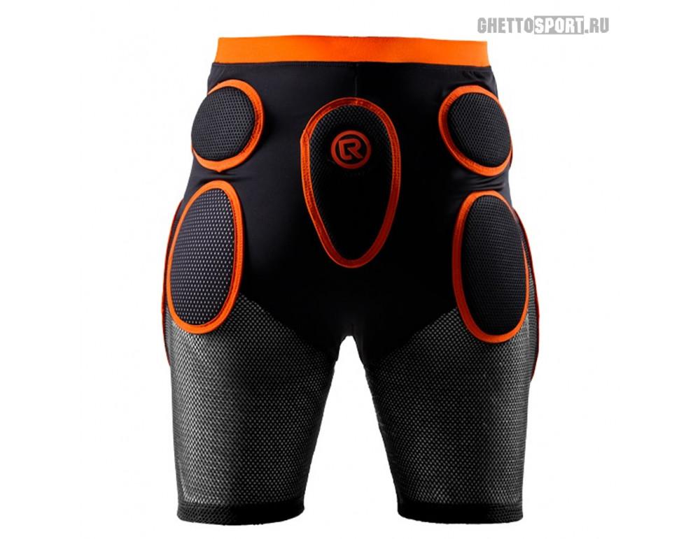 Защитные шорты Los Raketos 2018 Light Black/Orange