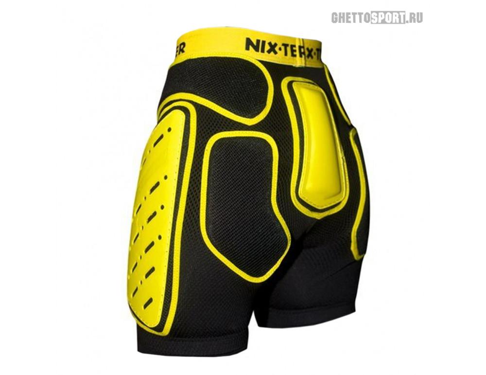 Защитные шорты Nix-Ter 2017 Asssever Black/Yellow XS