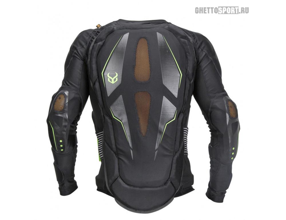 Защитная куртка Demon 2020 Flex-Force X Connect Top D3O Black DS1633a