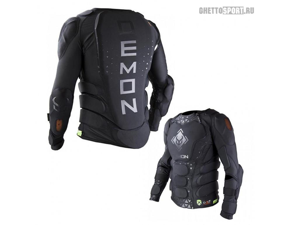 Защитная куртка Demon 2020 Flex-Force X Top D3O Black DS1631a