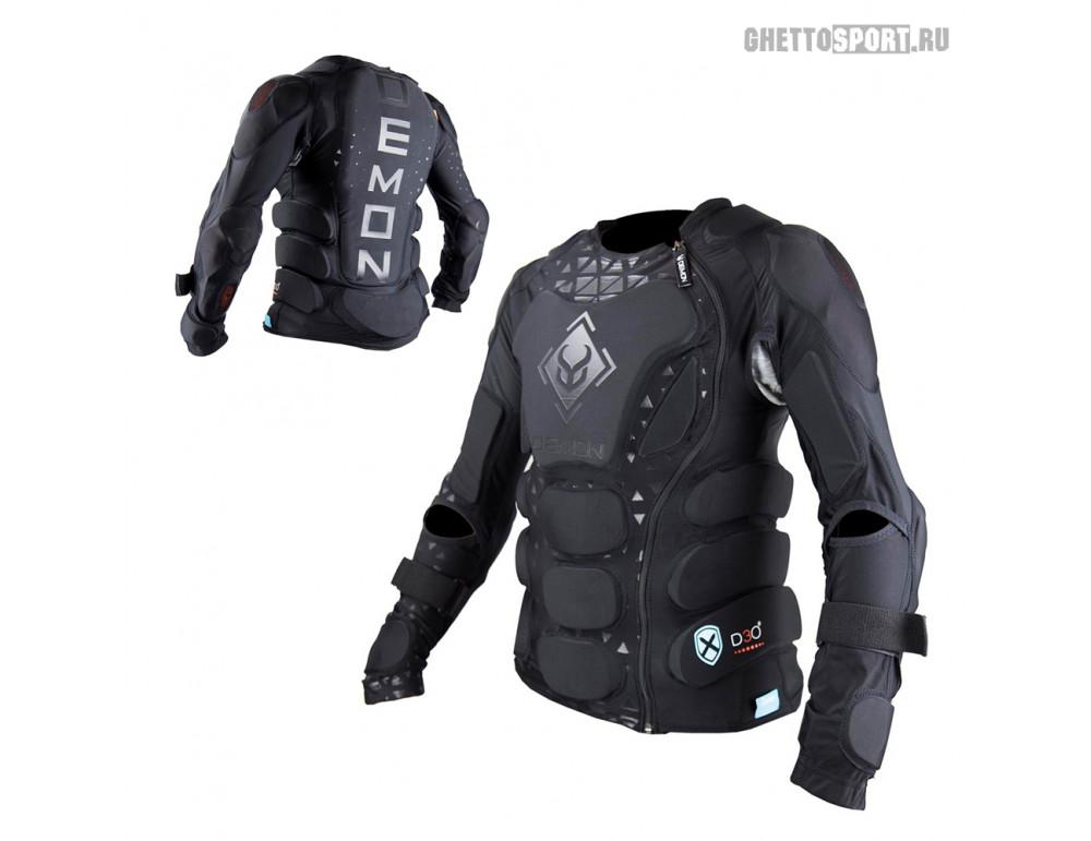 Защитная куртка Demon 2019 Flex-Force X Top D3O Wmn Black S DS1324c