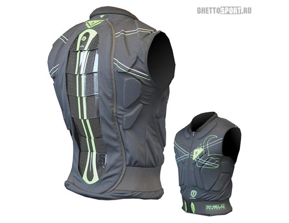 Защитный жилет Demon 2020 Shield Vest Black DS5100