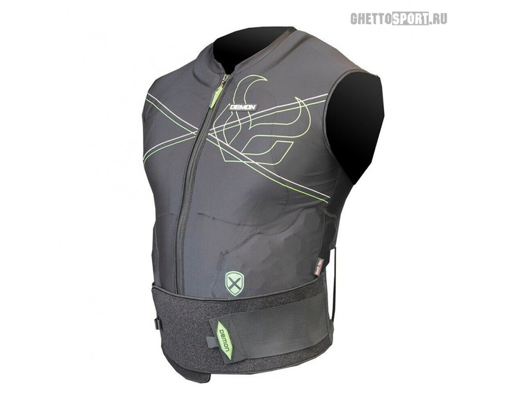 Защитный жилет Demon 2020 Vest X D3O Black DS1250