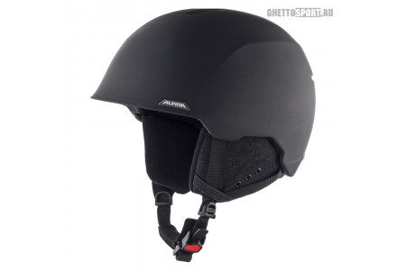 Шлем Alpina 2020 Albona Black Matt