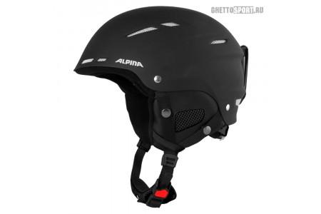 Шлем Alpina 2020 Biom C Black Matt White 54-58
