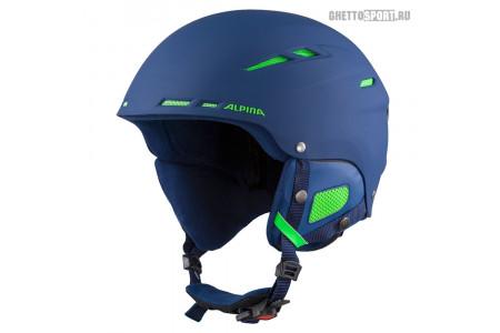Шлем Alpina 2020 Biom Navy Matt 54-58