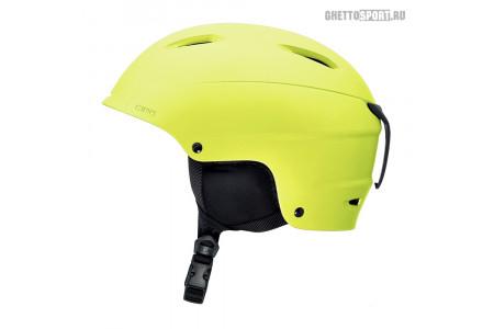 Шлем Giro 2019 Bevel Matte Highlight Yellow