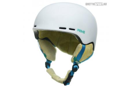 Шлем Prime 2019 White White L/XL 58-62