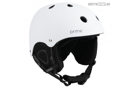 Шлем Prime 2020 Save White