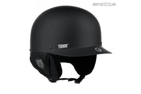 Шлем Terror Snow 2021 Crang Black