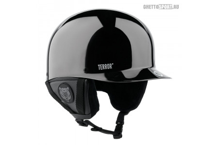 Шлем Terror Snow 2021 Crang Chrome Black
