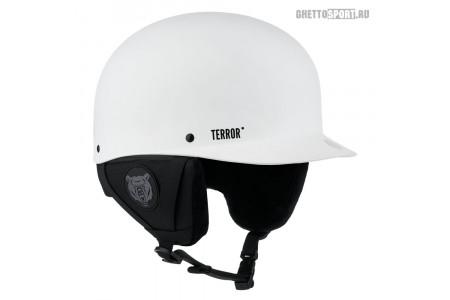 Шлем Terror Snow 2021 Crang White