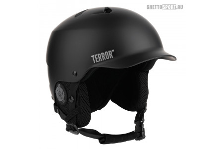 Шлем Terror Snow 2021 Freedom Black