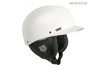 Шлем Terror Snow 2020 Crang Helmet White