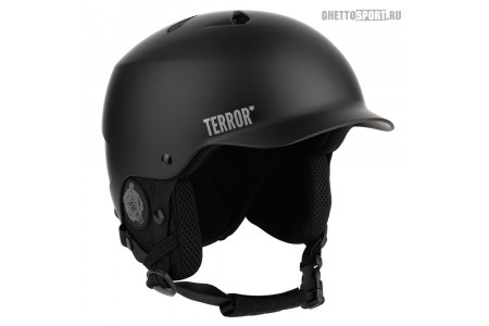 Шлем Terror Snow 2020 Freedom Helmet Black M 56-59