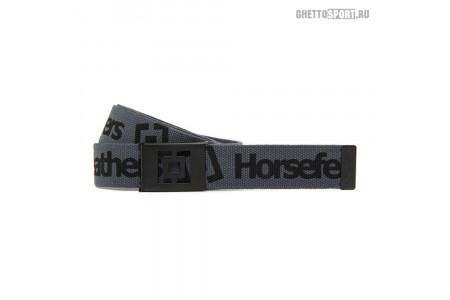 Ремень Horsefeathers 2020 Idol Belt Gray