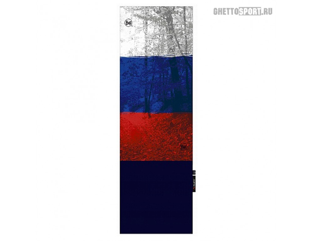 Бандана Buff 2019 Polar Russian Flag