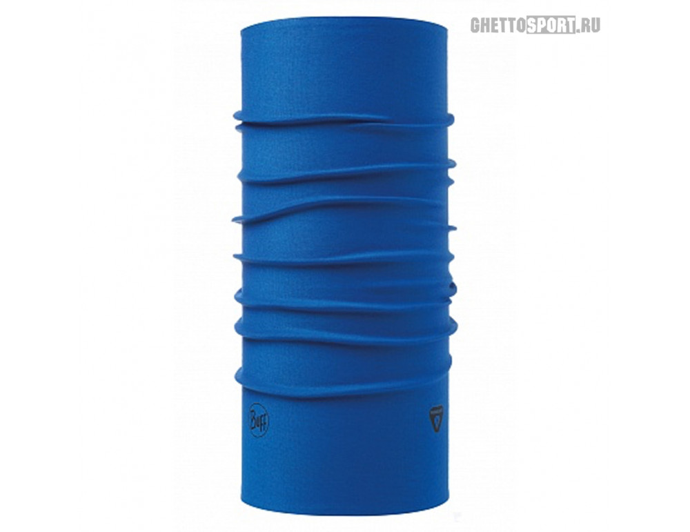 Бандана Buff 2019 Thermonet Solid Cape Blue