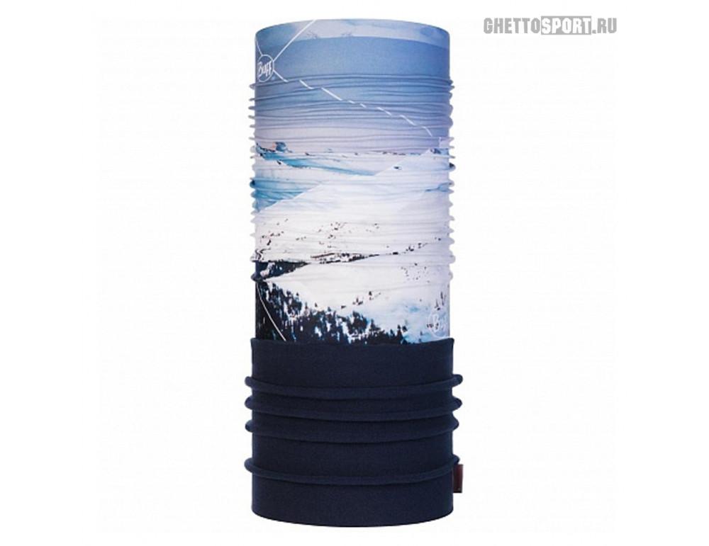 Бандана Buff 2020 Mountain Collection Polar M-Blank Blue